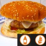 Hamburguesa sencilla